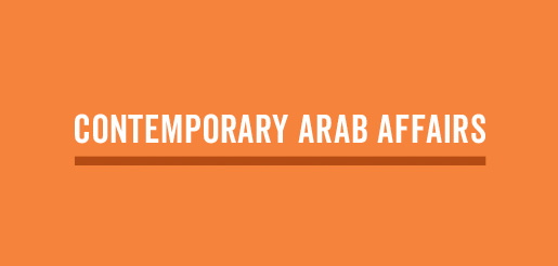 Contemporary Arab Affairs