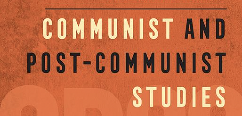 Communist and Post-Communist Studies
